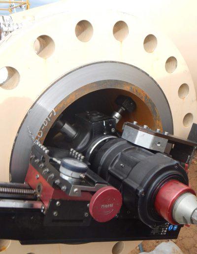 Projem On-site machining DSCN0244