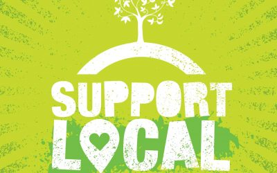 We support Local!